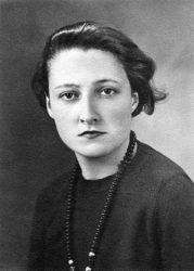 Laure portrait