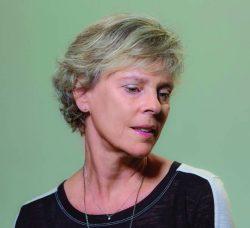 Hélène Dorion en 2014 ©Pierre Dury