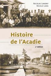 Landry et Lang Hist de L_Acadie Septen