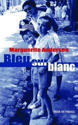 Andersen Bleu sur blanc