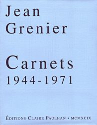 Grenier Carnets 1944
